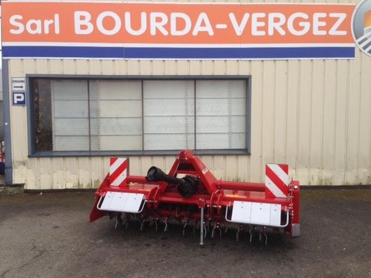 Cultivateur à axe horizontal Howard 500S 255S