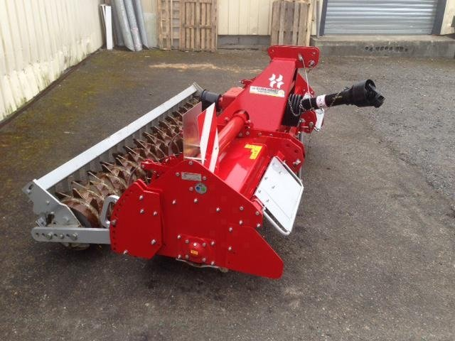 Cultivateur à axe horizontal Howard 500S 255S - 3