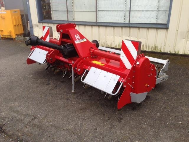 Cultivateur à axe horizontal Howard 500S 255S - 1