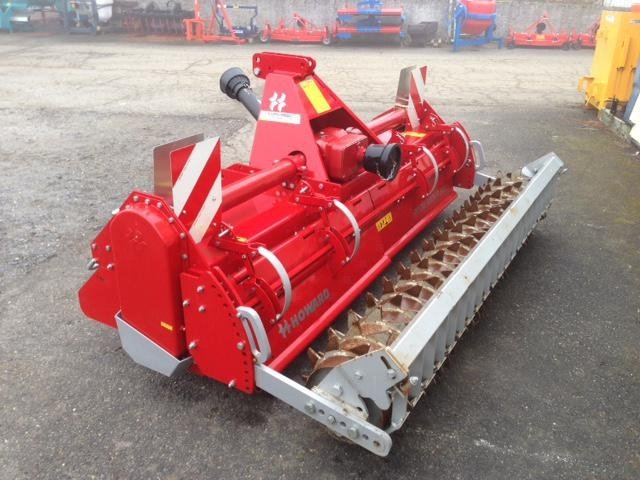 Cultivateur à axe horizontal Howard 500S 255S - 2